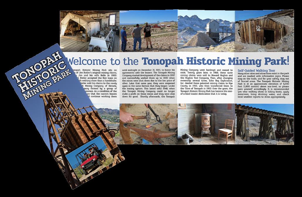 Tonopah Historic Mining Park Brochure